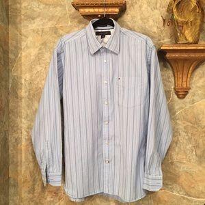 Tommy Hilfiger longsleeve button shirt